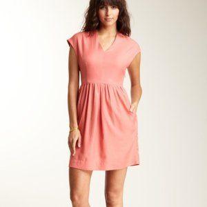 Steven Alan Coral Pink Danielle Dress 2